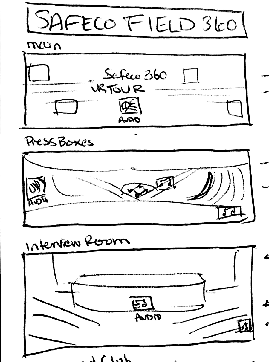 UI Sketches